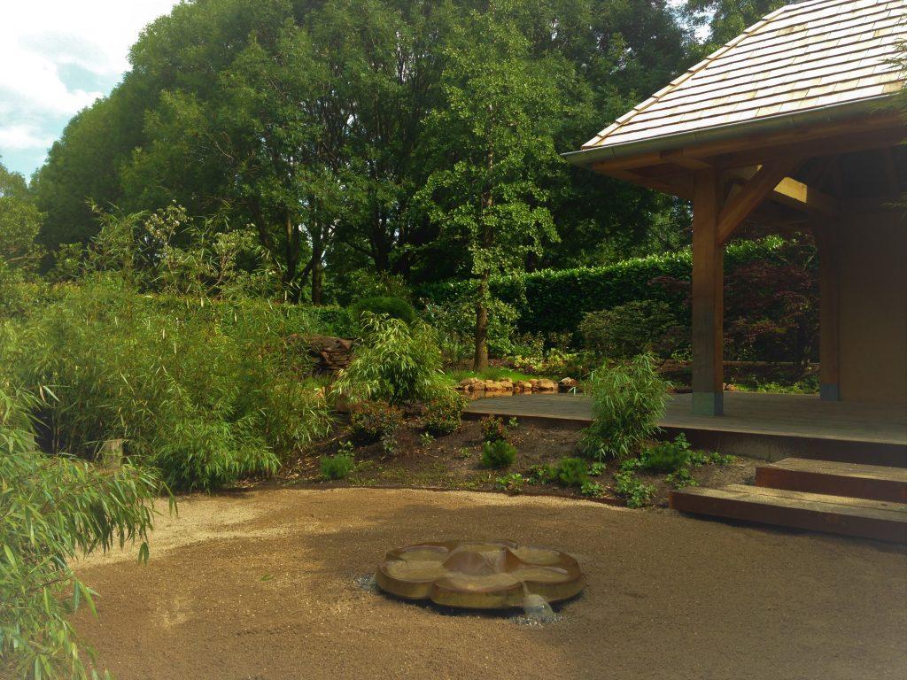 Helende tuin laten maken